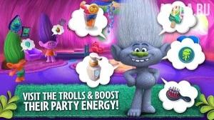 Тролли: Сумасшедших Вечеринок v 1.6.0