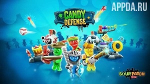 Sour Patch Kids: Candy Defense [ВЗЛОМ на деньги] v 1.11