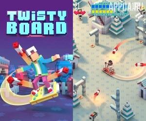 Twisty Board [ВЗЛОМ на деньги] v 3.8