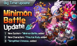 Minimon Masters [ВЗЛОМ] v 1.0.63