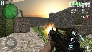 SWAT Counter Terrorist Shoot [ВЗЛОМ] v 1.2