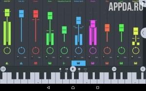 FL Studio Mobile [ВЗЛОМ все разблокировано] v 3.1.36