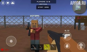 Zombie Strike Online : FPS v 1.60 [ВЗЛОМ]