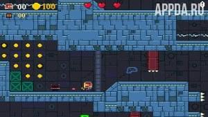 Super Mustache platformer [ВЗЛОМ: Все разблокировано] v 1.58
