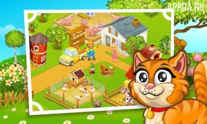 New Farm Town™:Day on Hay Farm v 1.1.6