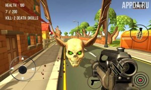 Monster Hunting City Shooting [ВЗЛОМ на оружие] v 1.021