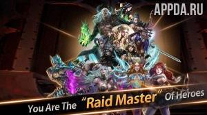 Raid Master: Epic Relic Chaser [ВЗЛОМ разблокированы подземелья] v 1.0.5