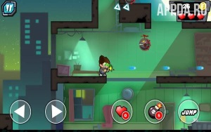 Action Heroes: Special Agent [ВЗЛОМ бесконечные деньги] v 1.0.7
