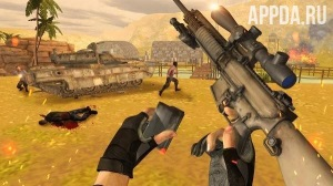The Mission Sniper [ВЗЛОМ на деньги] v 2.2