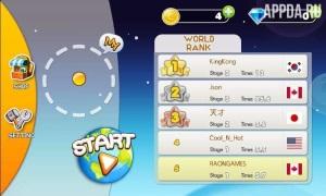 Bouncy Ball 2.0 Championship [ВЗЛОМ все разблокировано] v 4.1.7