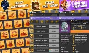 Hero Simulator: Clicker Game [ВЗЛОМ на деньги] v 1.7.6