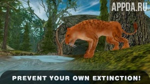 Life of Sabertooth Tiger 3D [ВЗЛОМ] v 1.1