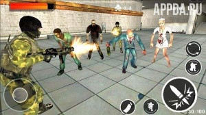 Gun Strike Blood Shoot [ВЗЛОМ Много денег] v 1.0