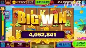 Playlab Free Casino Slots [ВЗЛОМ: монеты, все разблокировано] v 1.16.27