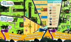 Snake Game - Puzzle Solving [ВЗЛОМ: много денег] v 1.0.4