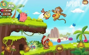 Jungle Adventure Story 2 [ВЗЛОМ на деньги] v 1.2