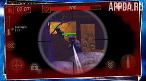 Sniper Frontier 2 [ВЗЛОМ на золото] v 2.7.4