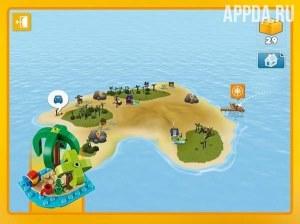 LEGO Creator Islands [ВЗЛОМ на деньги] v 3.0.0