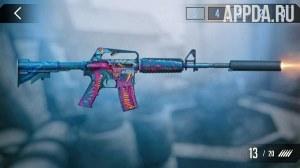 Разнообразное оружие