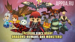 Dungeon Hunter 5 4.2.0k APK + MOD + Data Android - RevDl