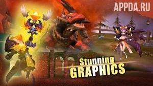 Игровой процесс Arcane Dragons