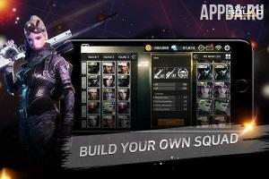 Игровой процесс Combat Squad
