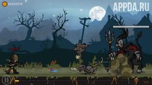 Игровой процесс Heroes vs Devil