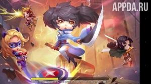 Anime Girls Go