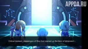 Игровой процесс Anime Girls Go