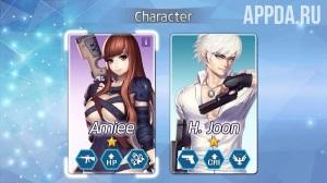 Различные герои