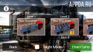 Игровой процесс Truck Simulator Cargo 2017