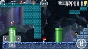 Super Mario 2 HD [ВЗЛОМ: Неограниченные монеты] v 1 build 12