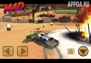 Mad Car Crash Derby