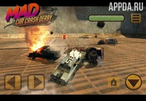 Mad Car Crash Derby 2.0 v 1.06 [ВЗЛОМ]