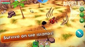 Выживание на Острове: крафт и экшен, ролевые игры [ВЗЛОМ] v 1.8.2