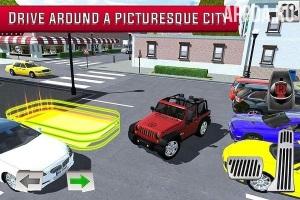 Crash City: Heavy Traffic Drive [ВЗЛОМ: много денег] v 1.0