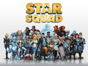 Star Squad Heroes