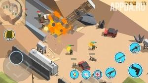 CarsBattle2: Royale BattleGrounds [ВЗЛОМ: Бессмертие] v 1.31