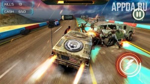 Zombie Invasion:Dead City HD [ВЗЛОМ: много денег] v 1.7