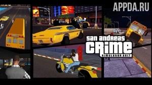 San Andreas crime simulator Game 2017