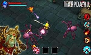 Mini Dungeon - Action RPG [ВЗЛОМ: золото/камни] v 1.7