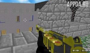 Combat Pixel Arena 3D Multiplayer v 1.7