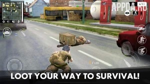 Last Battleground: Survival v 1.6.1 [ВЗЛОМ на деньги и аим]
