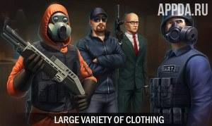 Контра Сити: Crime Revolt