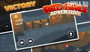 New Red Ball Adventure - Ball Bounce Game v 2.2