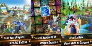 Dragon Pals Mobile [ВЗЛОМ: Много урона] v 1.10.1