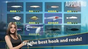 Fishing Simulator - Hook & Catch [ВЗЛОМ: бесконечные деньги] v 1.1.0