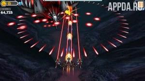 Shooting Sky - Alien Attack Shooter [ВЗЛОМ: Много денег] v 2.1.7