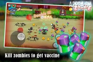 Stick vs zombie - Stickman warriors - Epic fight [ВЗЛОМ: Много денег] v 1.2.1