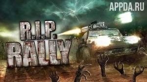 R.I.P. Rally: Zombie Road Kill